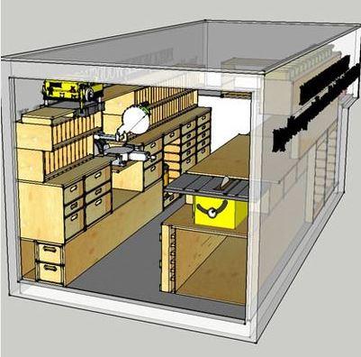 Easy to Paulk workbench ii plans ~ Easy project